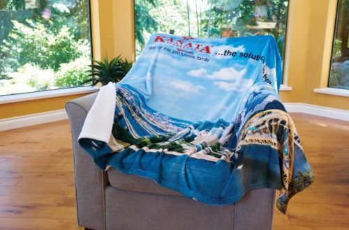Pro Vision Plush Throw Blanket